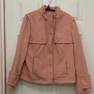 Chico's - Lined Pink Jacket